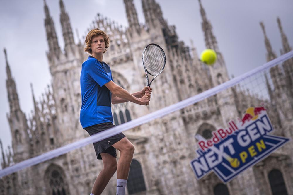 Next Gen Italia Jannik Sinner Il Tennis Italiano