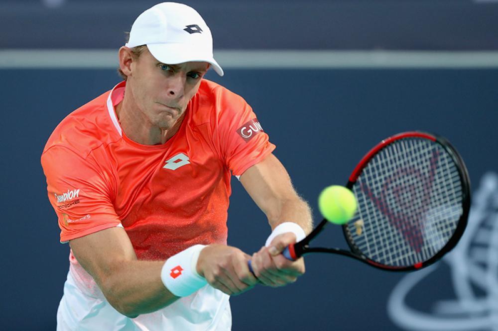 Kevin Anderson ha sconfitto Nadal in semifinale e affronterà Djokovic per il titolo.