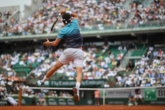 Quarant'anni dall'ultima semifinale Slam italiana in campo maschile: il merito è tutto di Marco Cecchinato.